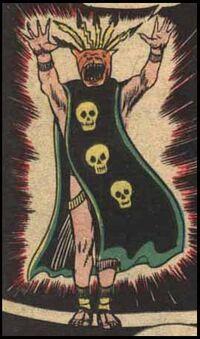 Michael Drake (Earth-MLJ) of Jackpot Comics Vol1 08