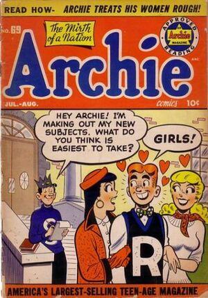 Archie Vol 1 69