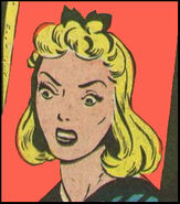 Jane Barlow (Earth-MLJ) of Shield Wizard Comics Vol 1 6 0001