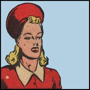 Barbara Sutton (Earth-MLJ) of Top-Notch Vol 1 21