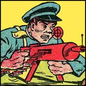 Hank Boyle (Earth-MLJ) of Pep Comics Vol 1 01 0001
