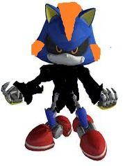 Sonic Nega's Extreme Gear