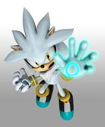 Silver in Sonic Rivals 2