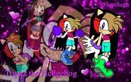 Topaz the Hedgehog Wallpaper