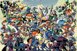 All Robot Masters