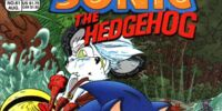 Archie Sonic the Hedgehog Issue 61