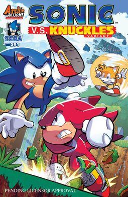 Sonic 291var