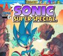 Sonic Super Special Magazine Issue 6