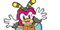 Charmy Bee/Pre-SGW