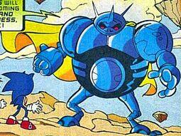 Metal Robotnik