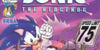 Archie Sonic the Hedgehog Issue 115