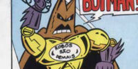 Comic Book Bots