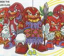 Knuckles Clan/Pre-SGW