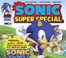 Sonic Super Special Magazine Issue 10