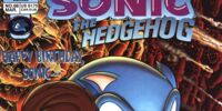 Archie Sonic the Hedgehog Issue 68