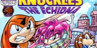Archie Knuckles the Echidna Issue 26