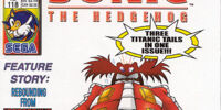 Archie Sonic the Hedgehog Issue 118