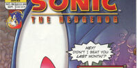 Archie Sonic the Hedgehog Issue 86