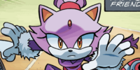 Blaze the Cat (Another Time, Another Place)