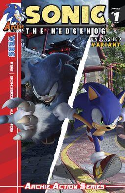 Sonic Issue 264 V1