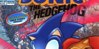 Archie Sonic the Hedgehog Issue 37