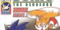 Archie Sonic the Hedgehog Issue 145