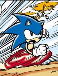 Sonic Planet Freedom