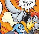 Super Special Sonic Search and Smash Squad/Pre-SGW