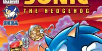 Archie Sonic the Hedgehog Issue 177