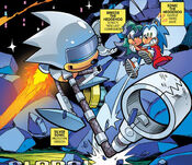 Silver Sonic Prototype Attacks