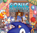 Sonic Archives Volume 18