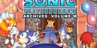 Sonic Archives Volume 18