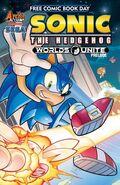 FCBD2015 Sonic