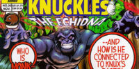Archie Knuckles the Echidna Issue 30