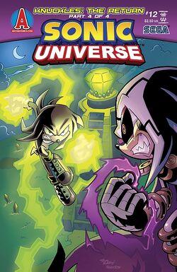 Sonic Universe - 12 cver