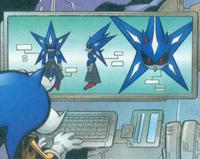 Metal Sonic Troopers 2