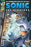 Sonic Panini Comics 5