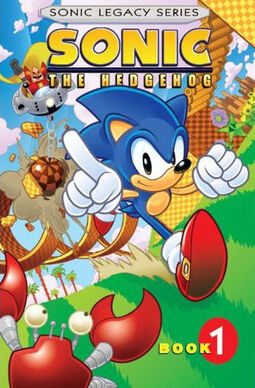 Sonic Legacy Series 1