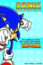 Sonic encyclopedia original cover