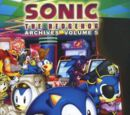 Sonic Archives Volume 5
