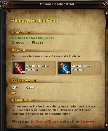 40 Remove Brakio Food
