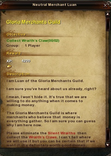 3 Gloria Merchants Guild