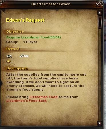 29 Edwon's Request