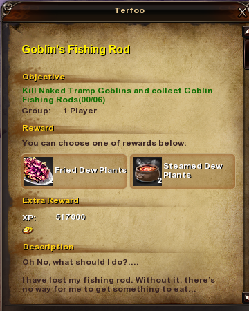 2 Goblin's Fishing Rod