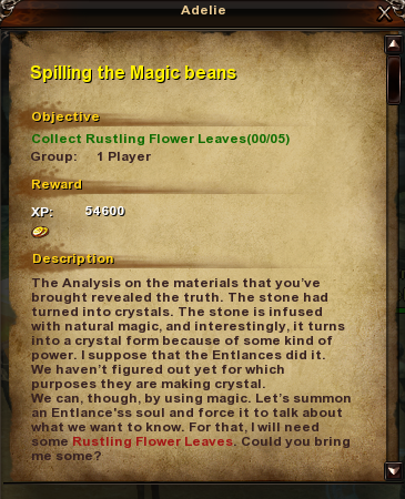 78 Spilling the Magic Beans