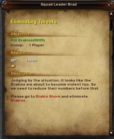 37 Eliminating Threats