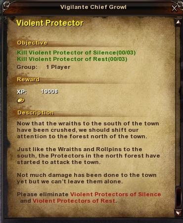 9 Violent Protector