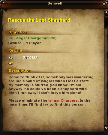 116 Rescue the Lost Sheperd