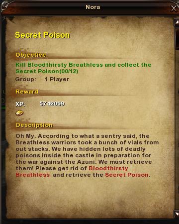 173 Secret Poison