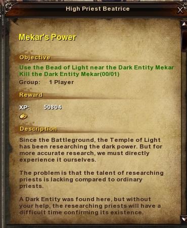 93 Mekar's Power